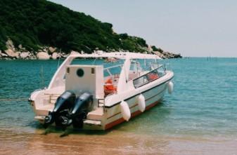 南澳岛外海岛游艇1日游(深度游)