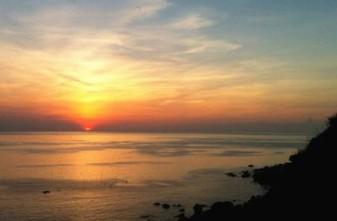 南澳岛青澳湾东角山游艇看日出(深度游)